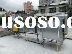 Features of Waste Gas Filter Precipitator for Commercial Kitchen :