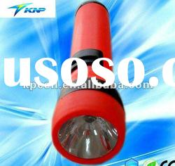 Flashlight Torch Plastic Super bright Led flashlight bright light torch