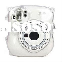 Fujifilm Instant Polaroid Mini25 Film Camera Plastic Crystal Case fujifilm Instax Mini25