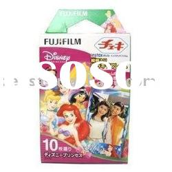 Fujifilm Instant Polaroid Mini7s/Mini25/Mini50s Camera Film Camera Fuji Instax The Little Mermaid