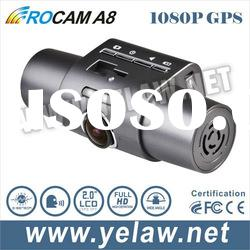 Full HD 1080P GPS Private Mould car black box ROCAM A8
