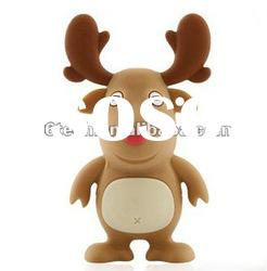 Funny Animal USB, Cartoon Character USB, Donkey/Deer/Monkey USB