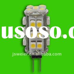 G4 1.5w 30smd 3528 high power led lamp