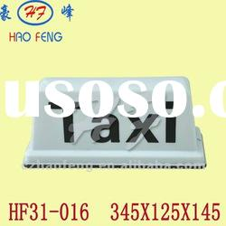HF31-016 taxi advertising signs