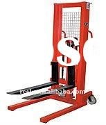 High Quality and Good Price 1t Hand Stacker Truck with Different Tonnage