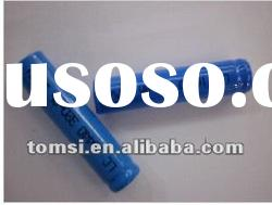 High capacity Lithium Ion Battery 18650 2000-2800mAh 3.7V battery with PCM Rechargeable Battery