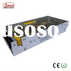 High efficiency 145W AC to DC Single Output switching power supply(S-145-12)