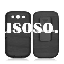 Holster Stand hard Cover Case for Samsung Galaxy S3 i9300