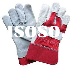 Hot Sale Red Color Working Glove