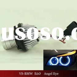 Hot colorful long life-span led Angel eyes for bmw E60