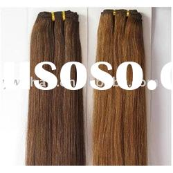 Hottest selling in the world 100% Remy Hair weft/ hair weave/hair weaving