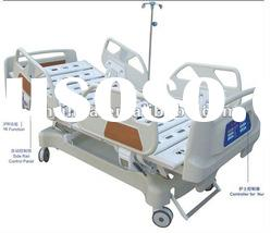 ICU Electrical hospital bed with CPR function