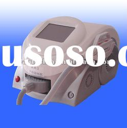 IPL beauty machine for hair removal skin rejuvenation used in beauty salon
