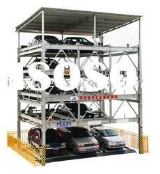 Independent Mutifloor Automatic Mechanical Car Parking System PSH