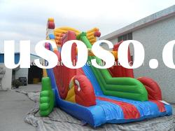 Inflatable slide,inflatable water slide,inflatable pool slide,large inflatable slide