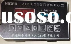 JIEXIN air conditioner control panel for higer bus