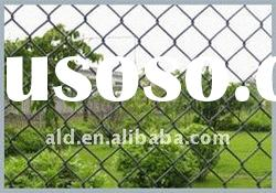 Joint-venture factory of chain link fence for sale