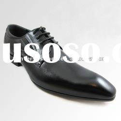 Lace-up dress shoes men