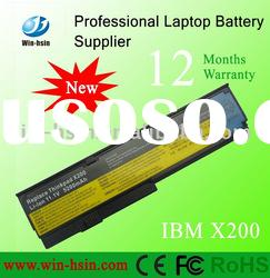 Laptop battery for IBM ThinkPad X200 6 Cell series
