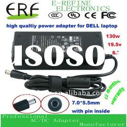 Laptop power adapter for dell 19.5v 6.7a