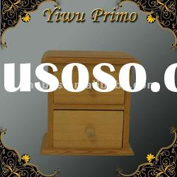 Little Wooden 2 Drawers Chest