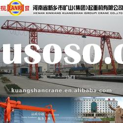 MH Model electric overhead traveling crane gantry crane