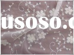 Mesh Embroidery Garment fabric
