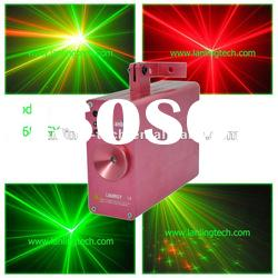 Mini laser light Cross laser light firework laser firefly laser stage laser lighting - L668RGY