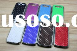 Multicolored Luxury Diamond phone case with high quality material case for Samsung Galaxy S3 i9300