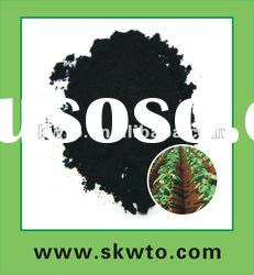 Natural bamboo charcoal ash agricultural organic fertilizer for all field crops