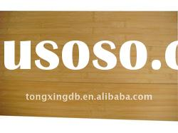 Natural carbonized horizontal solid bamboo flooring