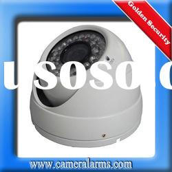 New Color CCD IR Dome Camera, Vandal Proof, Day/Night, Board lens, Bracket