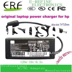 New Laptop ac adapter for hp 19v 6.3a 120w