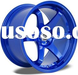 Newest wheel-car rims-alloy wheels for cars-5 hole-PDW Dynamics SIX spokes design wheel
