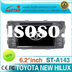 Newly 2012 Toyota HIlux car dvd player with DVD/CD/MP3/Mp4/Bluetooth/PIP/Radio/TV/GPS! 3G!