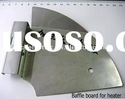 OEM High precision sheet metal fabrication Air Conditioning Parts stamping part metal stamping