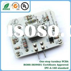 One-stop Turnkey PCB Assemblies amplifier pcb