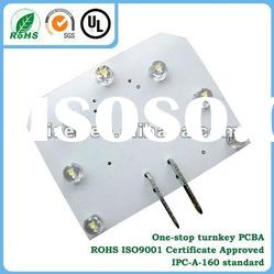 One-stop Turnkey PCB Assemblies led round pcb board