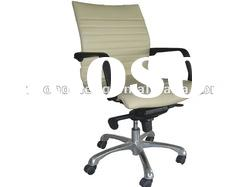 Orcco 2011 low back staff pvc office chair OC-K8310B with PP arm