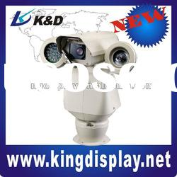 PTZ 36x Zoom 100M LED Array CCTV IP Camera