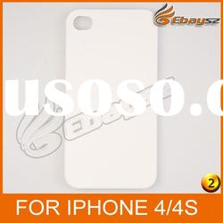PY- Frosted Surface 0.3mm Ultra-thin Translucent Case Cover For iPhone 4/4S LF-0435