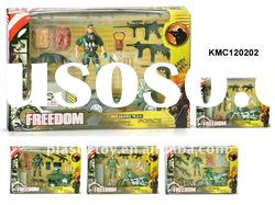 Plastic army toy soldier KMC120202