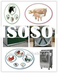 Poultry House Cooling System : Exhaust Fan / Cooling Pad / Air Cool ( OFS)