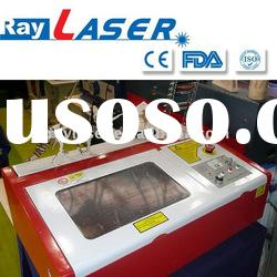 RL40GU CO2 mini desktop laser engraver, arts and crafts laser engraving