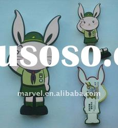 Rabbit USB Flash Drive,MV-G113,usb2.0,128MB-16GB,green color with CE FCC and ROHS