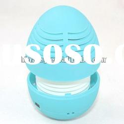 Rechargeable Hamburger Wireless Bluetooth Speaker Portable Speaker for iPhone MP3 MP4