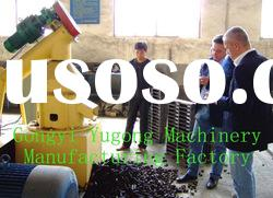 Rice Husk Biomass Briquette Making Machine
