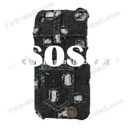 Ripped Jeans Hard Protective Case for iPhone 3GS / 3G