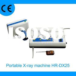 Romote control portable dental x-ray machine