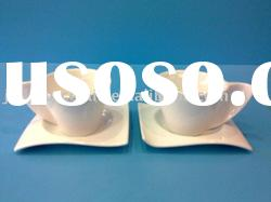 SET/4 CERAMIC COFFEE CUP SET
